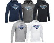 Adult Under Armour Hustle Hoodie