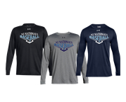 Youth Under Armour Long Sleeve Performance Shirt