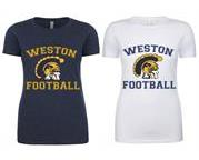 Trojan Ladies Ringspun T-Shirt