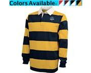 Unisex Long Sleeve Rugby