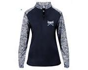 Patriots Ladies 1/4 Zip