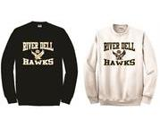 RD Hawks Traditional Crewneck Sweatshirt