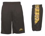 RD Hawks Camo Panel Pocketed Shorts