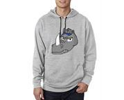 The One Time Rhinos Grey Hoodie
