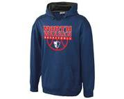 Patriots Basketball Performance Hoodie