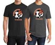 Tigers Soccer S/S Tee