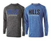 WH Men's LAX L/S Performance Tee