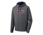 Cyclones Baseball Tackle Twill Hoodie