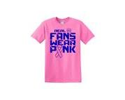 Streaks Football Pink Out T