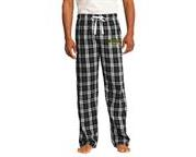 North Wrestling Pin Club Flannel Pants