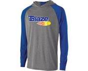 BLAZE Hooded Performance Shirt