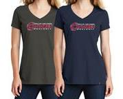 OOTP New Era Ladies V-Neck