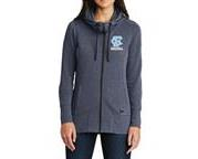 Full Count Baseball New Era Ladies Full Zip Hoodie