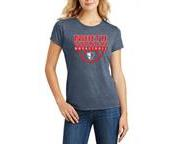 Patriots Basketball Ladies T-shirt