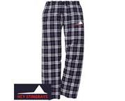 Hunterdon YMCA Flannel Pants