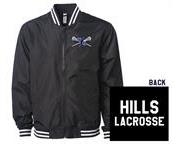 WH Men's LAX Bomber Jacket