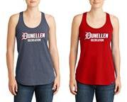 Dunellen Rec Ladies Tank Top