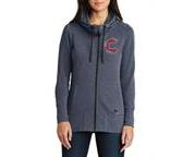 OOTP New Era Ladies Full Zip Hoodie