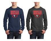 Patriots Basketball L/S T-shirt