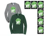 RVCC Athletics L/S Tee