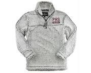 PHS Dance & Color Guard Sherpa Pullover