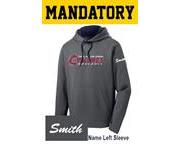 OOTP Player Tackle Twill Hoodie