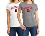Bedwell School Ladies T-shirt