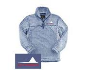 YMCA 1/4 Zip Sherpa