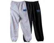 WH Volleyball Elastic Bottom Sweats