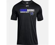 Streaks Baseball UA Locker Tee