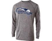 WH Girls Basketball Performance L/S Tee