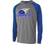WTYA Basketball Hooded Shirt