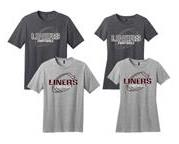 Stateliners Football T-shirt-Ladies and Mens!!