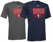 Patriots Basketball UA Locker Tee