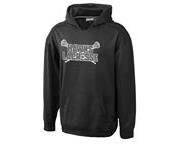 CTMS Girls LAX Performance Hoodie