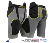 Adult Size Tri-Flex Integrated 5-pad girdle