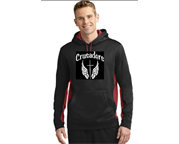 HOODIE WITH FULL FRONT OR BACK LOGO