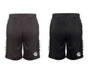 Digital Performance Pocketed Shorts