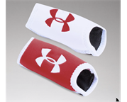 Under Armour Home and Away Chin Pad Pair