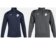 Under Armour 1/4 Zip Warm-Up Pullover