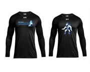 Youth and AdultUnder Armour Long Sleeve Performance T-Shirt