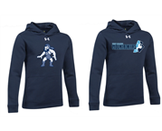 Adult and Youth Under Armour Hustle Hoodie