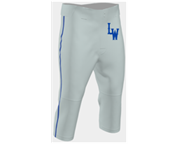 Blue Demons Knicker Pants