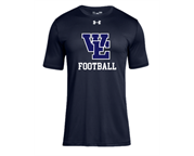 Under Armour Performance Shirt with WE Logo