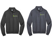 Chamber Core Fleece 1/4 zip Sweatshirt