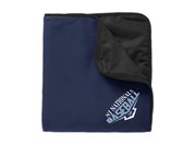 Port Authority® Fleece & Poly Travel Blank