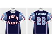 WEBB SUBLIMATED TOP