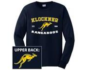 Klocker Cotton Long Sleeve Tee