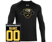 Galaxy UA Long Sleeve Tee (Youth/Adult)