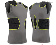 Tri-Flex Padded Protective Shirt
